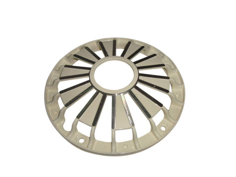 "2.50/10"" Double Cream Aluminium Wheel Rim Tubeless Fits Vespa LML Scooters available at Online at Royal Spares"