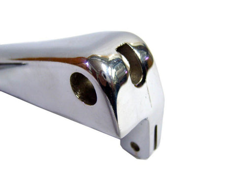 High Quality Chromed Brake Pedal Fits Vespa VBB/VBC/Sprint Models available at Royal Spares