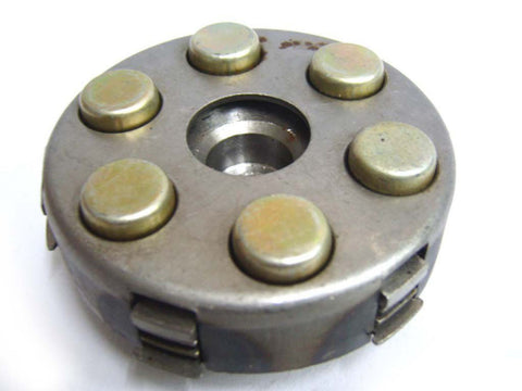 High Quality Clutch Assembly 21 Cogs & 6 Spring Fits Vespa Rally Models available at Royal Spares
