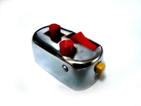 Headlight Horn Engine Cutout Switch Set 12 Volt Fits Vespa V50 Model available at Royal Spares