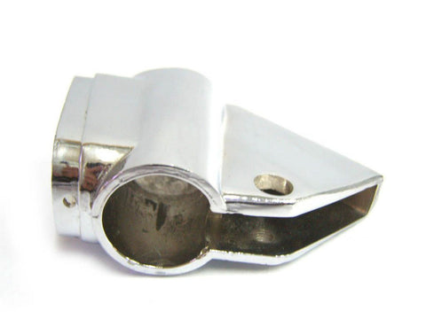 Top Quality Chromed Headset Light Switch Housing Fits Vespa Sportique Model available at Royal Spares