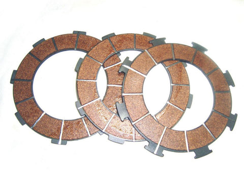 High Quality Clutch Plate Set Fits Vespa Scooter PX Model available at Royal Spares