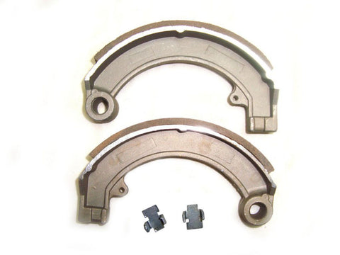 Brand New Brake Shoe Fits Old Vespa PX PE T5 available at Royal Spares