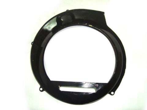 Engine Fly Wheel Magneto Cowling/Cover Black Fits  Vespa available at Online at Royal Spares
