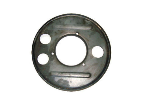 Engine Case Rear Hub Back Plate Fits- Vespa PX, PE, T5, Rally Models