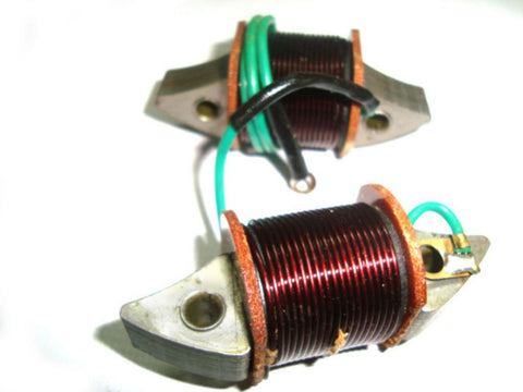 Stator Plate Lighting Coil Set 12v Fits Super/Rally/V50 Models available at Online at Royal Spares
