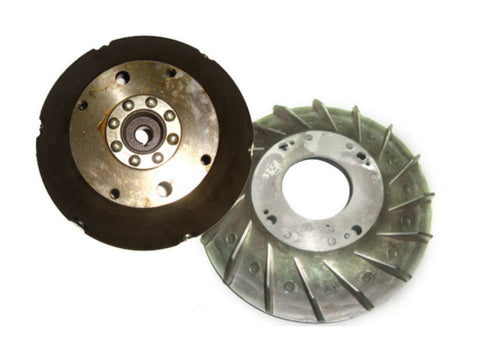 New 12v Conversion Flywheel Fits Vespa Super,VBB,Old Vespa Models available at Online at Royal Spares