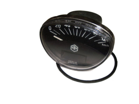 Brand New 0-120km/h Speedometer Fits Vespa 125 ET3/GTR Sprint V/Rally