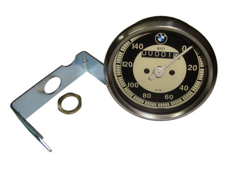Brand New 0-140KMPH Rare Speedometer Fits BMW R 25 R 26 Models