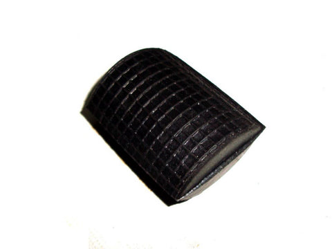 Good Quality Rear Brake Pedal Cover Rubber (Black) Fits Vintage 90 Vespa & Accessorie