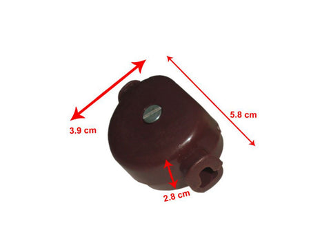 Vespa Old Type Wiring Loom Brown Junction Box For Vespa VBB/VNB/VNA Model