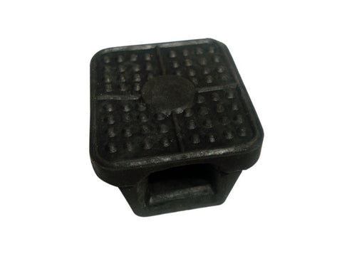 Brand New Brake Paddle Rubber Black - Vespa Rally/Sprint/PX Bajaj Chetak All Model available at Online at Royal Spares