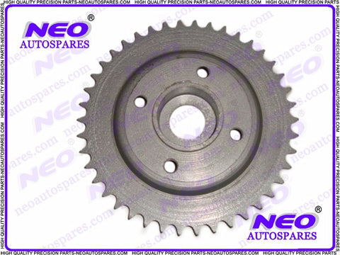 42 Teeth 4 Bolt Rear Chain Sprocket Fits Model BSA B31,B33,A10 available at Online at Royal Spares