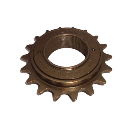Bicycle Free Wheel 18 Teeth Chain Sprocket Fits Vintage Bicycles