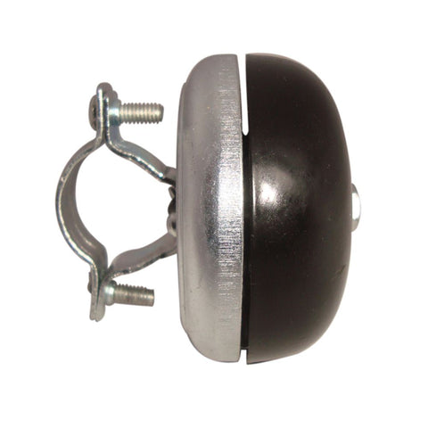 Black Powder Coated Dome Bell Fits Vintage Bicycle