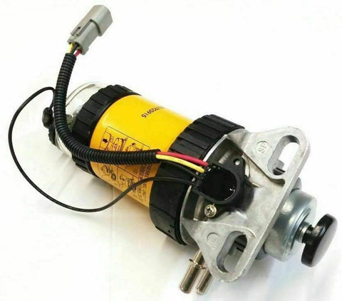 JCB 3CX Spare Parts - Fuel Filter Assembly 444 Engine (Part No: 32/925914)