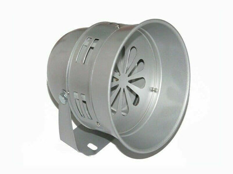New Willys Ford Military Siren 12V GPW-MB-CJ2A-CJ3A-CJ3B-CJ5 Jeeps