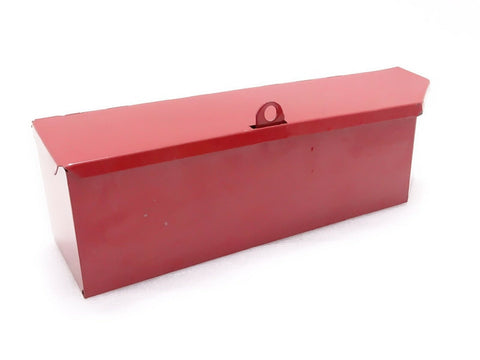 Brand New International Tractor Red Painted Tool Box