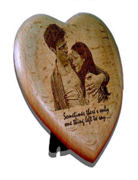 Customized Wood Paintings