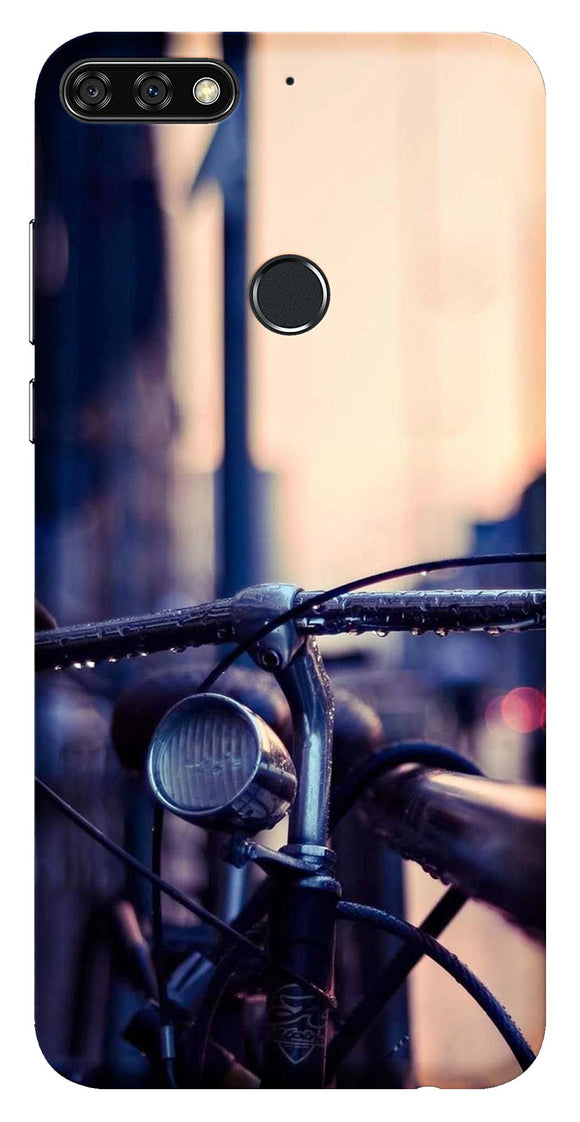 Trendy Collection Back Cover for Huawei Honor 7C