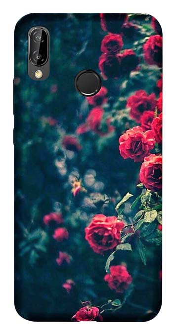 Nature Collection Back Cover for Huawei Honor 8C