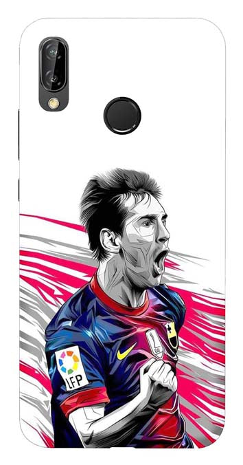 Sports Collection Back Cover for Huawei Honor 10 Lite