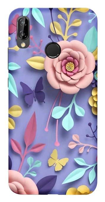 Designer Collection Back Cover for Huawei Honor 8C