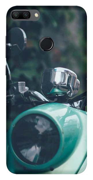 Bikes & Cars Collection Back Cover for Oppo A7