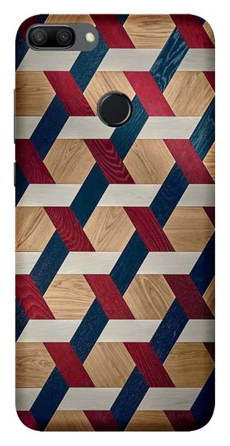 Designer Collection Back Cover for Huawei Honor Y9 2018