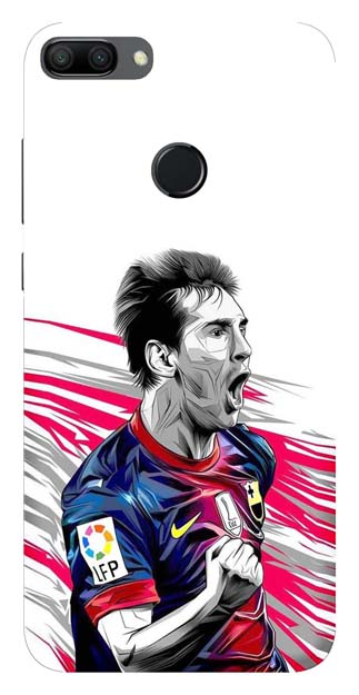 Sports Collection Back Cover for Oppo A7