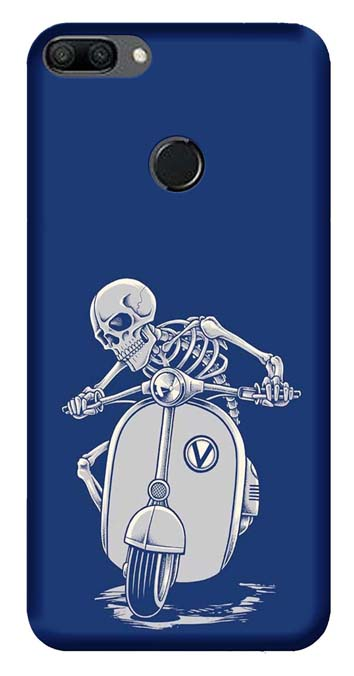 Trendy Collection Back Cover for Huawei Honor 9X