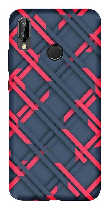 Designer Collection Back Cover for Huawei Honor Nova 3