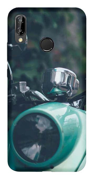 Bikes & Cars Collection Back Cover for Huawei Honor Nova 3i