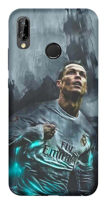 Sports Collection Back Cover for Huawei Honor Nova 3