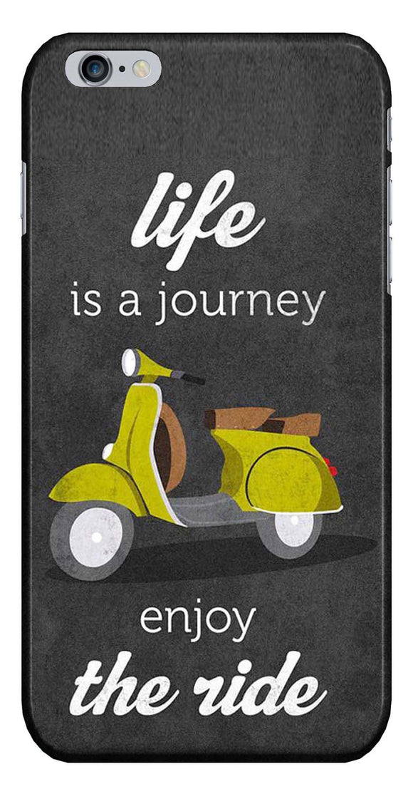 Quotes Collection Back Cover for Apple iPhone 6 Plus