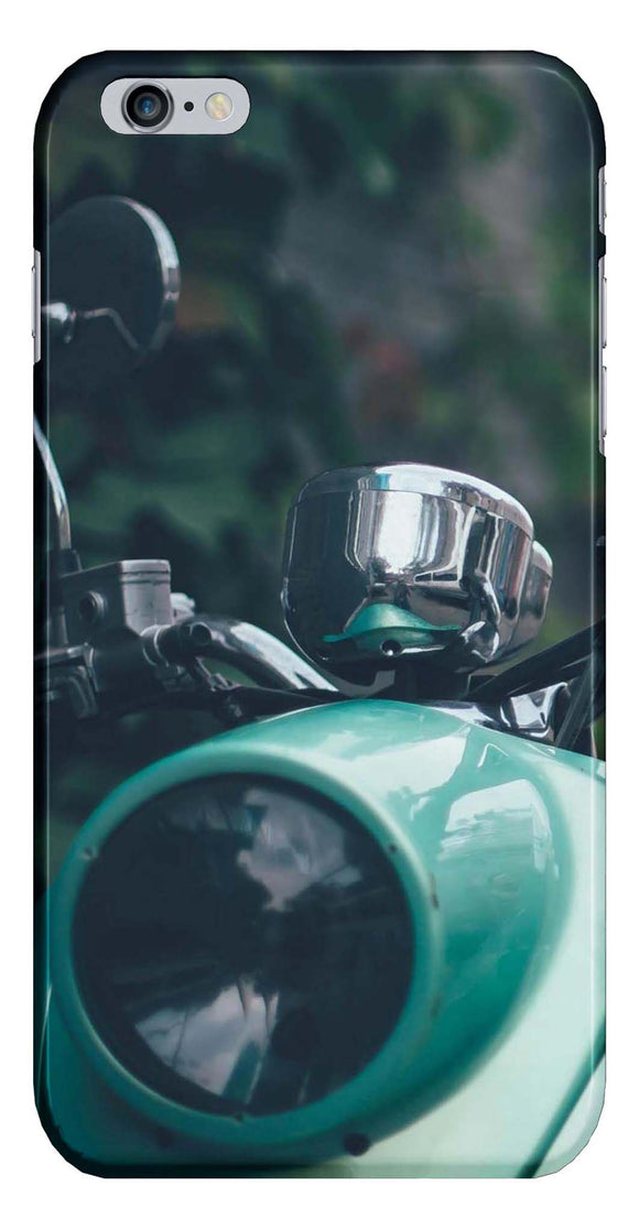 Bikes & Cars Collection Back Cover for Apple iPhone 6S Plus