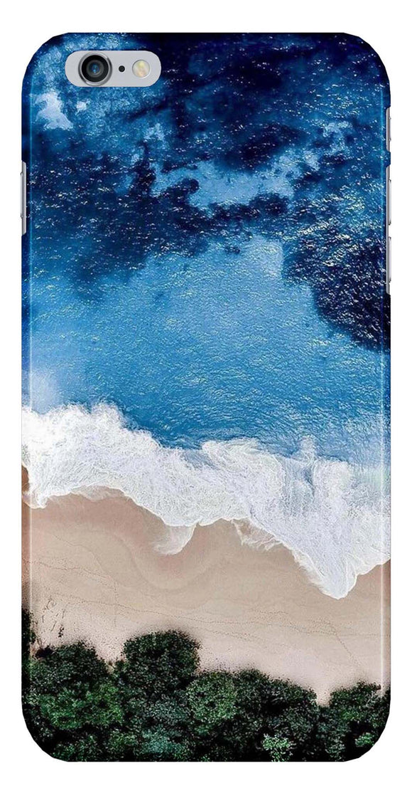 Nature Collection Back Cover for Apple iPhone 6S Plus