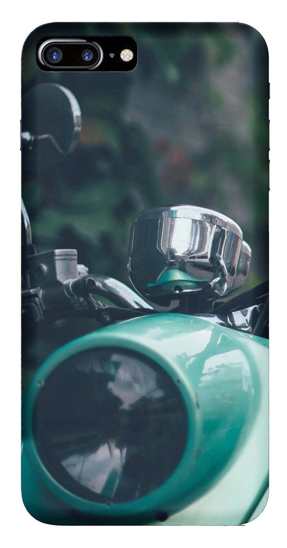Bikes & Cars Collection Back Cover for Apple iPhone 7 Plus