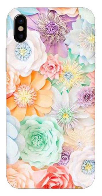 Designer Collection Back Cover for Apple iphone X