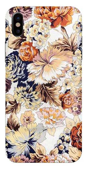 Designer Collection Back Cover for Apple iphone XS