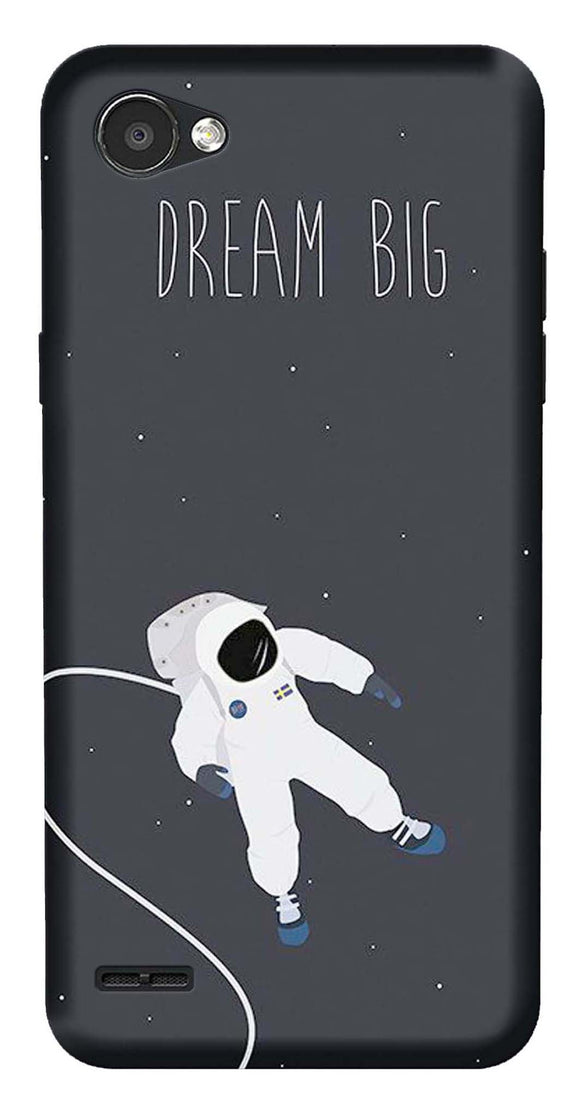 Trendy Collection Back Cover for LG Q6 Plus