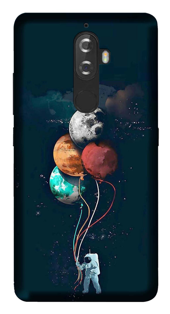 Trendy Collection Back Cover for Lenovo K8 Plus