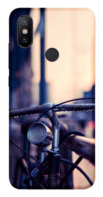 Trendy Collection Back Cover for Xiaomi Mi 6X