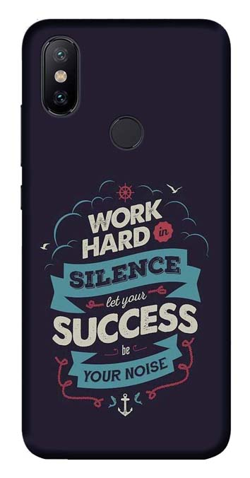 Quotes Collection Back Cover for Xiaomi Mi Mix 3