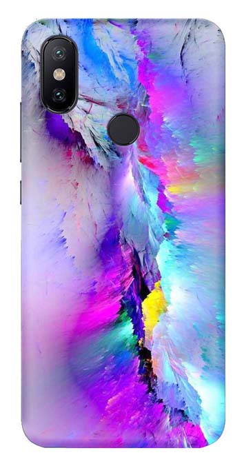 Designer Collection Back Cover for Xiaomi Mi Mix 3