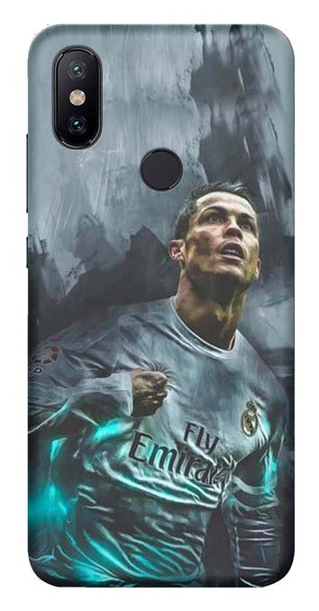 Sports Collection Back Cover for Xiaomi Mi Mix 3