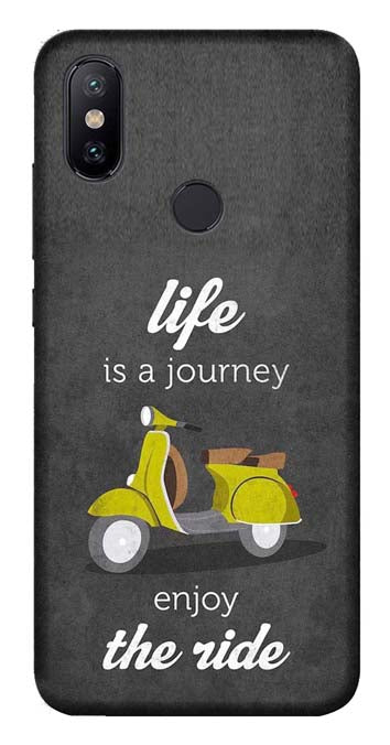 Quotes Collection Back Cover for Xiaomi Mi 6X
