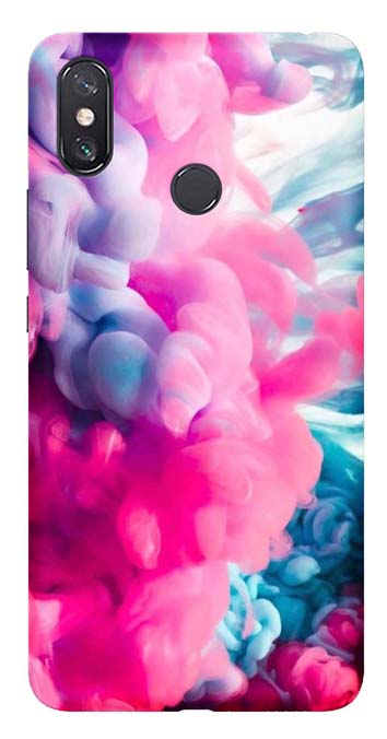 Designer Collection Back Cover for Xiaomi Mi Max 3