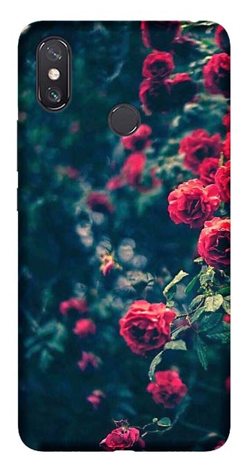 Nature Collection Back Cover for Xiaomi Mi Max 3