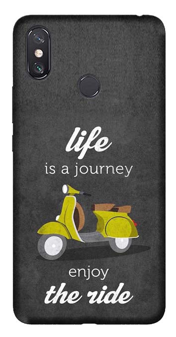 Quotes Collection Back Cover for Xiaomi Mi Max 3